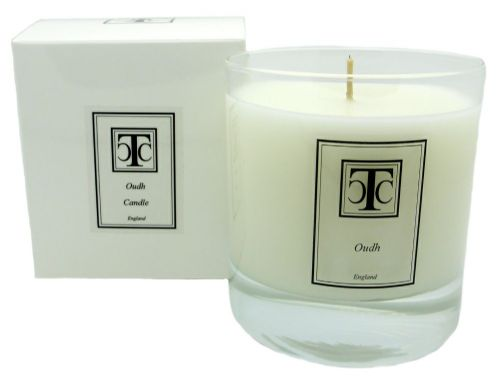 Oudh Scented Candle 60 hour